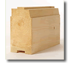 Dovetail Log
