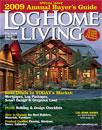 log home living north carolina