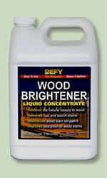 Defy® Wood Brightener