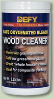 Defy®Timberwash Wood Cleaner