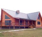 Modified Dogwood Log Home