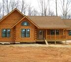 Somerset Log Home