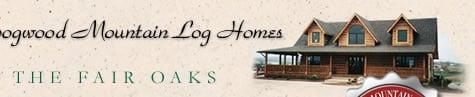 About Dogwood Mountain Log Homes