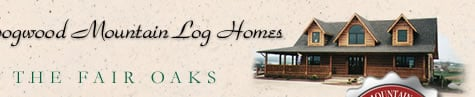 About Dogwood Mountain Log Homes
