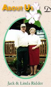 About Us: Jack & Linda Ridder