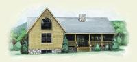 dogwood house