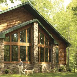custom log structure