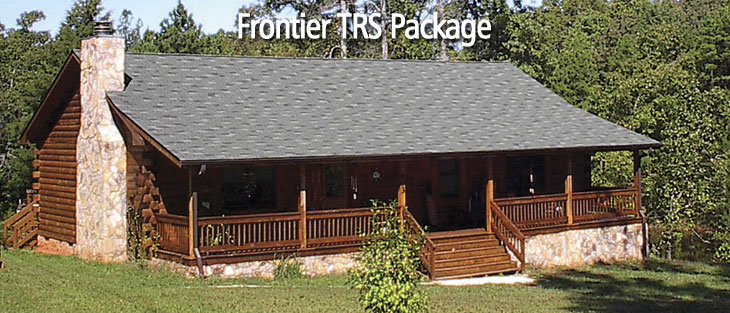 Frontier TRS Packages