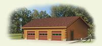 Garage 1176 sq. ft.