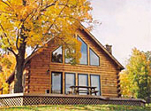 Log Cabin And Log Home Rentals