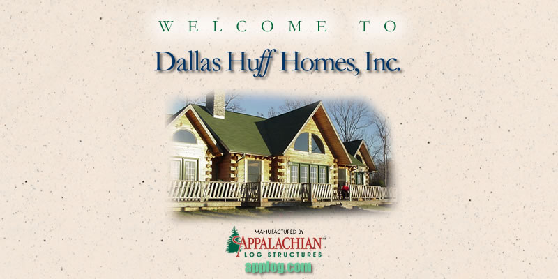 Welcome to Dallas Huff Homes, Inc.