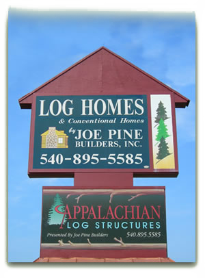 Log Homes By Joe Pine About Us Appalachian Log Structures