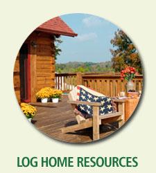 log home resources