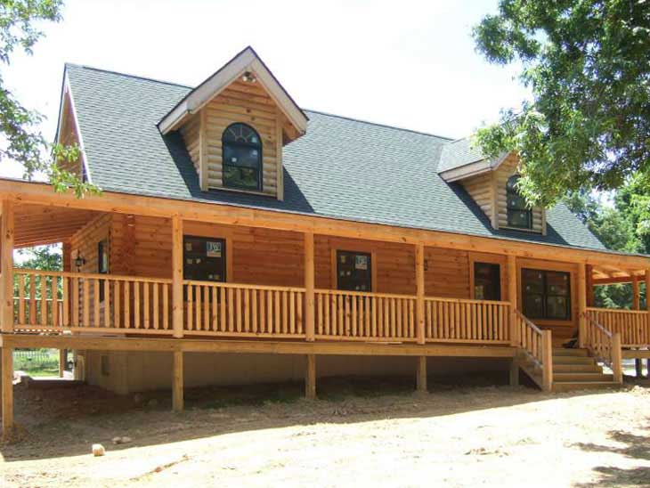 monkton manor log cabin home maryland
