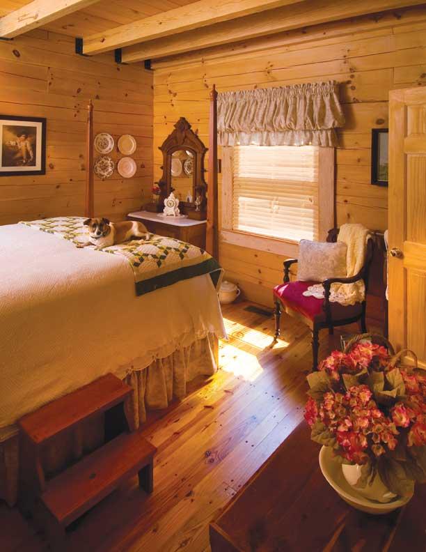 modifed spencer bedroom