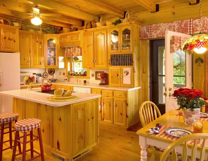 Nantahala kitchen