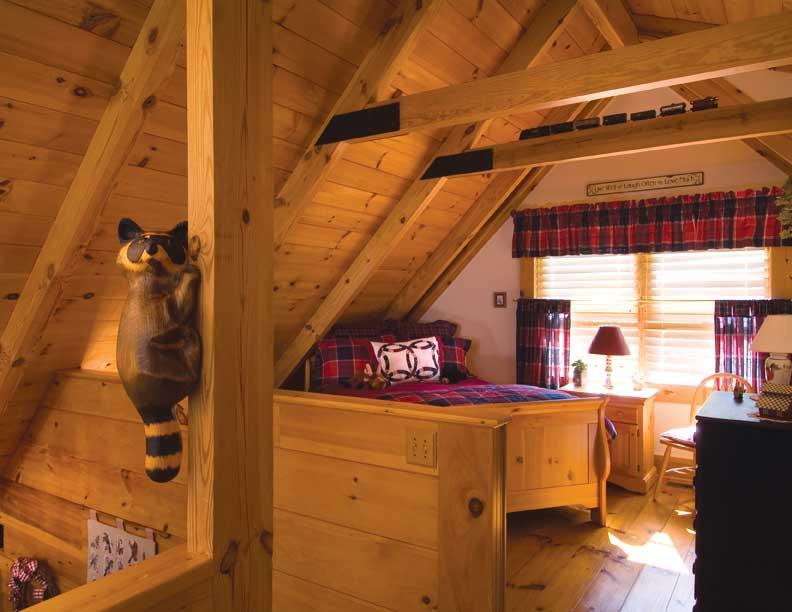 modified spencer loft bedrm