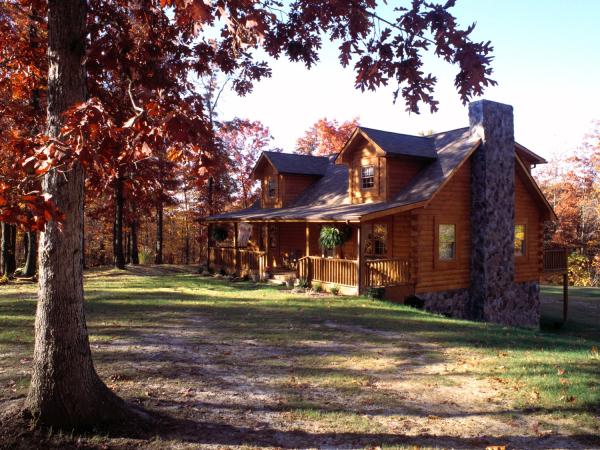 Log Home Maintenance