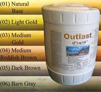 Q8 Log Oil