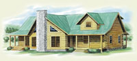 piedmont house