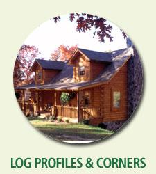 log profiles and log corner styles