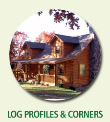 log profiles and log corner styles