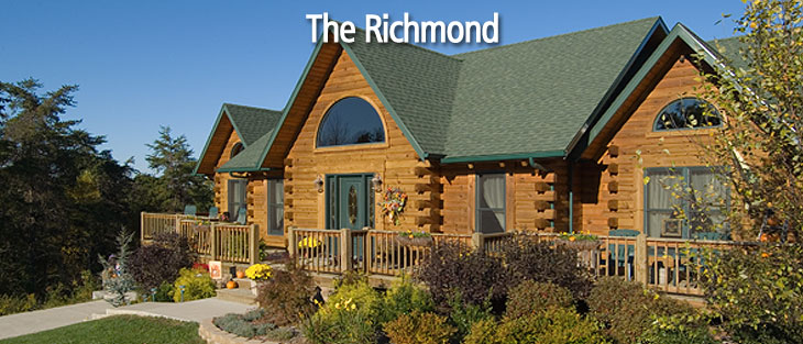 Richmond Log Home