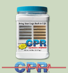 sashco CPR Log Cleaner & Brightener