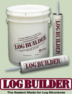 sashco Log Builder Sealant