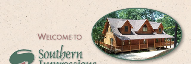 Welcome to Southern Impressions Log Homes Sales, LLC