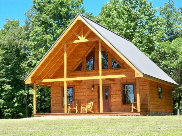 log cabin home rental