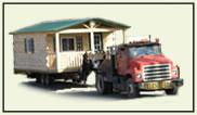 trail log cabins assembled