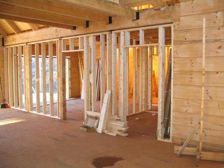 log home interior petition