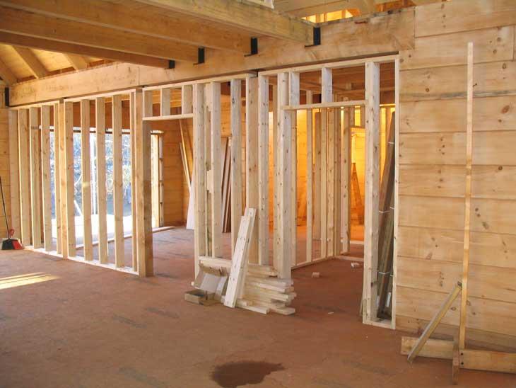 log home interior petition