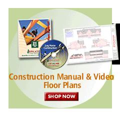 Contruction Manual, Video, Floor Plans: Shop Now