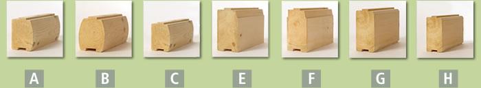 log profiles