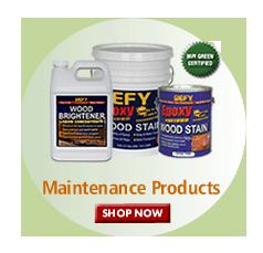 Maintenance Products, Shop Now