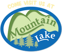 Mountain Lake log cabin homes rental
