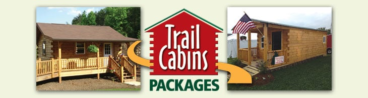 Trail Cabin Packages