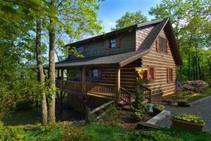 Nantahala log cabin