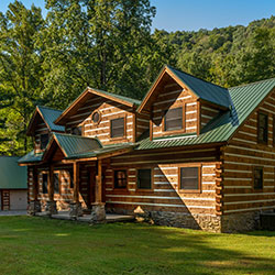 log cabin kit pricing