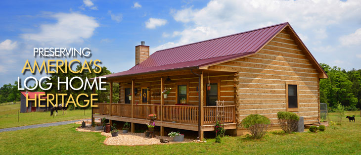 log home ranch style